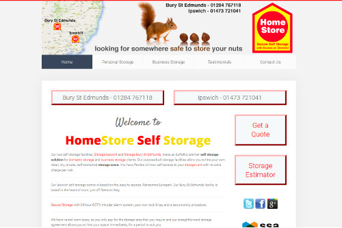 who we are, home store