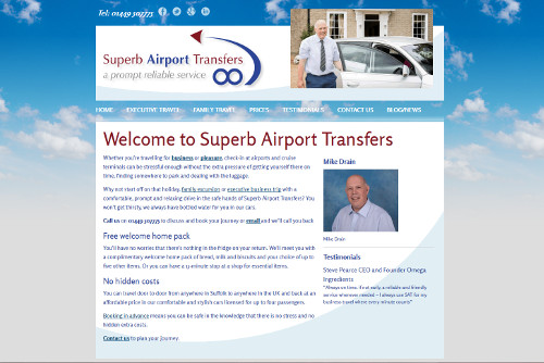 who we are, superb airport transfers, multimedia reputations